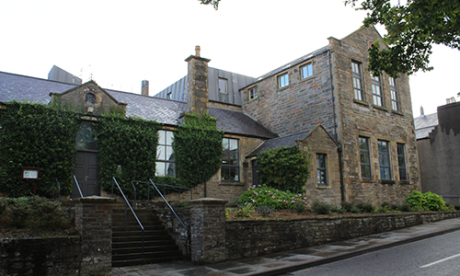 orkney islands council building