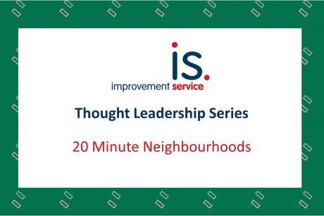 20 minute neighbourhoods