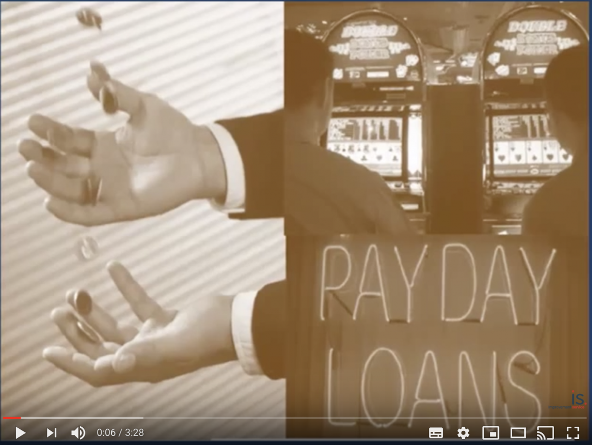 Interviews with attendees at the Tackling Payday Lending and Gambling Summit