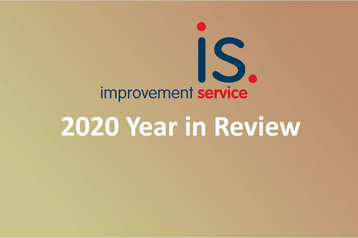 Screenshot from the IS 2020 Year in Review
