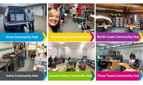 Angus community hubs